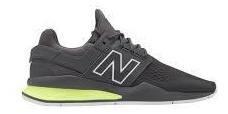 Tênis New Balance Mrl247 - Preto-/cinza