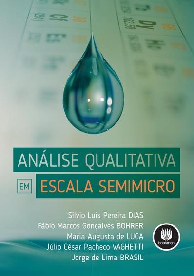 Análise Qualitativa Em Escala Semimicro