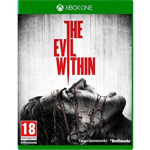 The Evil Within Mídia Física Lacrado Xbox One