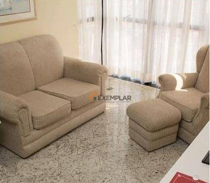 Flat Com 1 Dormitório Para Alugar, 59 M² Por R$ 990,00/mês - Santana - São Paulo/sp - Fl0007