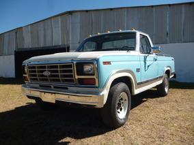 Ford Pickup Ranger 1982 Completamente Original