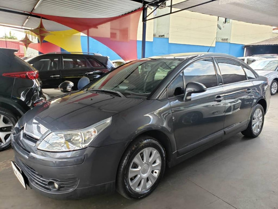 Citroën C4 Pallas Exclusive 2010