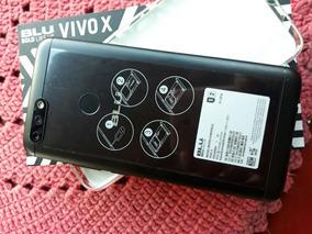 Blu Vivo X 64gb Com Todos Os Acessórios