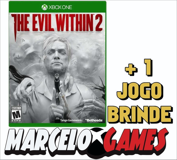 The Evil Within 2 Xbox One Midia Digital