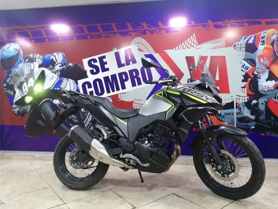 Kawasaki Versys 300 Modelo 2019