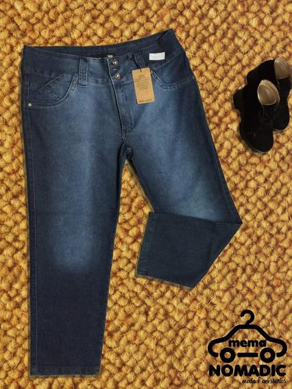 Calça Jeans Plus Size Casual