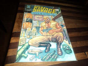 Doc Savage Manual Guia Personagens Plantas Posters Strips