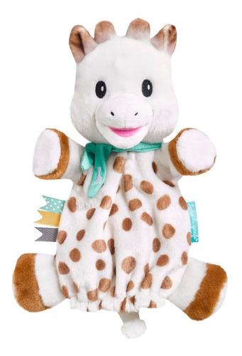 Imagem 1 de 6 de Naninha Sophie Fantoche La Girafa Soninho Do Bebê - Original