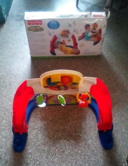 Juego De Bebe Baby Play Zone De Fisher Price Giros Y Patadas