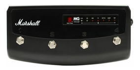 Pedal Footswitch Mg-4 Pedl-90008 Marshall Para Linha Mg