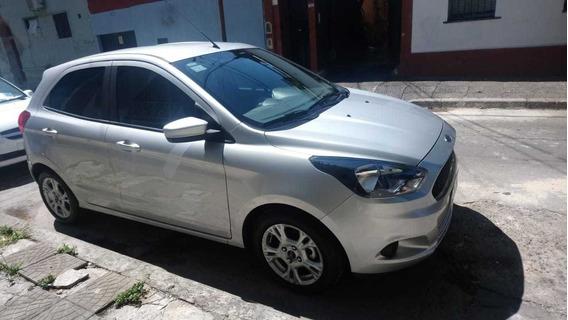 Ford Ka Sel 1.5 2018 Gris Plata 5 Puertas 18000 Km