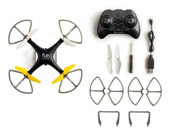 Drone De Brinquedo Multilaser Infantil - Resistente Estabilizador De Voo Com Retorno Automático E De Fácil Pilotagem