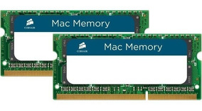 Kit 16gb (2x8gb) Corsair 1600 Apple iMac Macbook Mac Pro