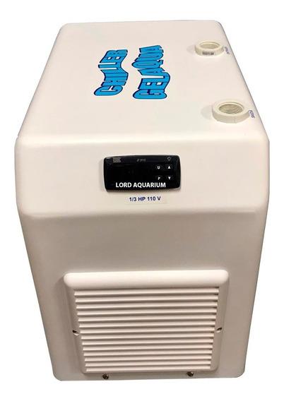 Resfriador Chiller Gelaqua 1 Hp Para Aquários 1000 Até 2000l