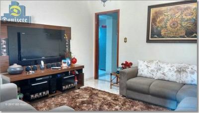 Sobrado Com 3 Dormitórios À Venda, 199 M² Por R$ 740.000 - Vila Pires - Santo André/sp - So1063