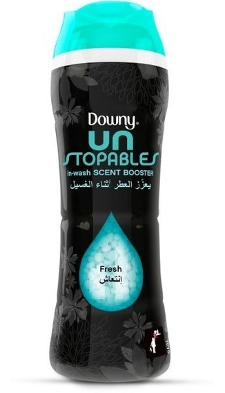 Downy Unstopable Perfume Fresh Roupa Un Stopable 570g