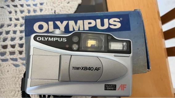 Câmera Olympus Trip Xb40 Af