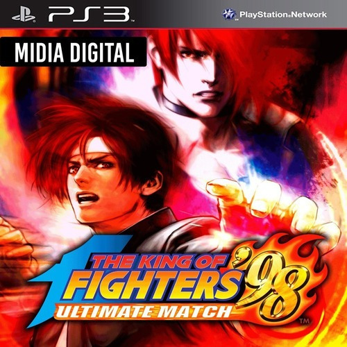 The King Of Fighters Kof 98 Ultimate Match - Ps3 Psn*
