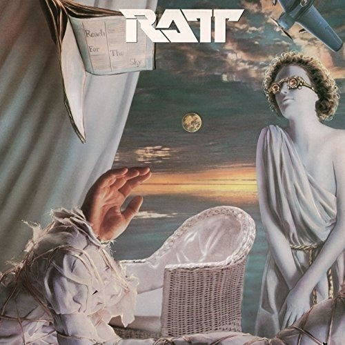Cd : Ratt - Reach For The Sky (deluxe Edition, Remastere...