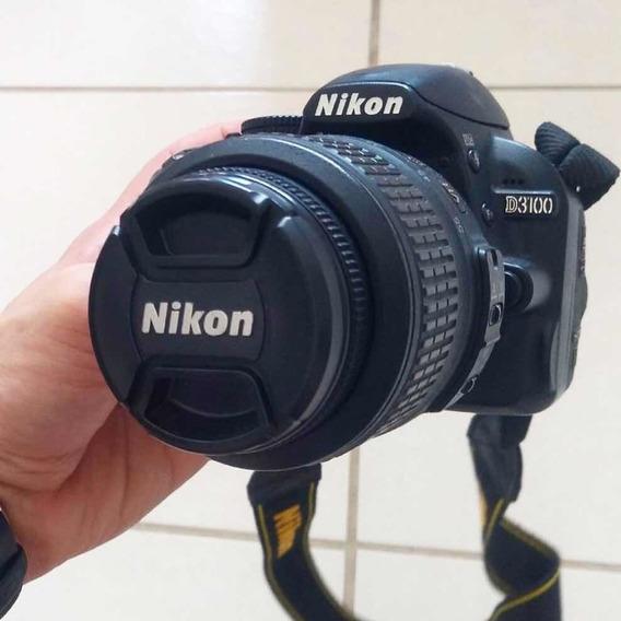 Nikon D3100 Usada