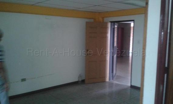 Oficina En Alquiler Centro Barquisimeto 21-431 Jcg