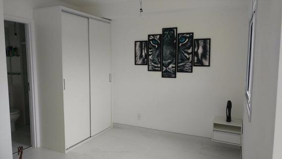 Apartamento Em Jardim Flor Da Montanha, Guarulhos/sp De 39m² 1 Quartos À Venda Por R$ 376.000,00 - Ap538279