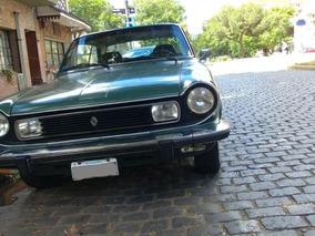 Renault Torino Zx 1979, Motor A Nuevo, Único!