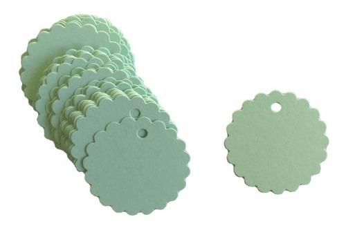 Imagen 1 de 1 de Tags Etiquetas Circulares De Colores