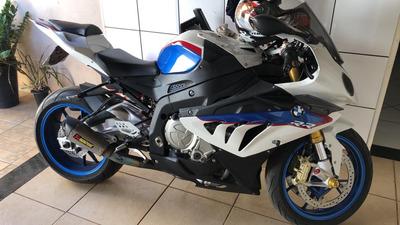 Bmw S 1000 Rr 2012 Tricolor Com Akrapovic