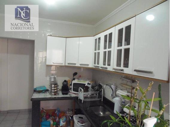 Apartamento Para Alugar, 61 M² Por R$ 1.000,00/mês - Jardim Alzira Franco - Santo André/sp - Ap10002