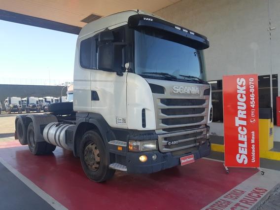 Scania G420 6x2 10/10 Selectrucks