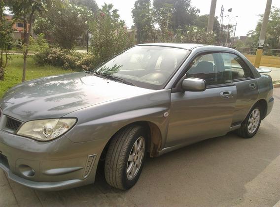 Vendo Subaru Impreza 4d 2007