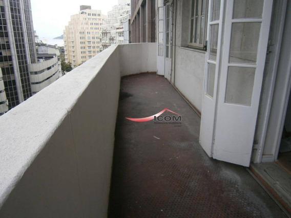 Conjunto Para Alugar, 100 M² Por R$ 3.200/mês - Centro - Rio De Janeiro/rj - Cj0015