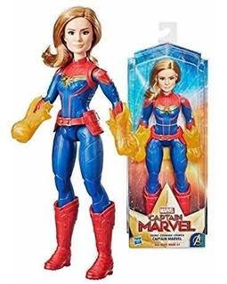 Capitana Marvel Cosmic Marvel Hasbro Avengers