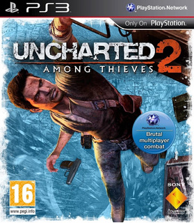 Uncharted 2 Among Thieves Goty Ps3