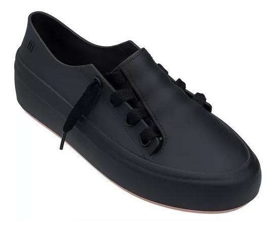 Tênis Melissa Ulitsa Sneaker Preto Opaco X323380