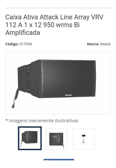 Caixa Attack Vrv 112a