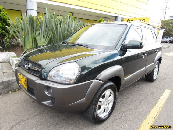 Hyundai Tucson Gls 2.7 At 4x4