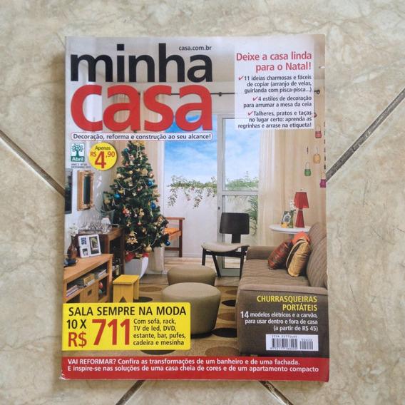Revista Minha Casa N20 Dez2011 Sala Sempre Na Moda C2
