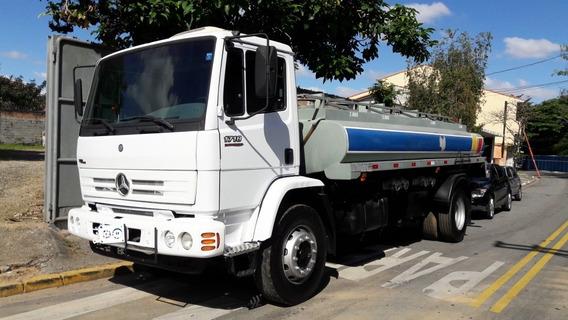 Mb 1718 Ano 2008 Tanque De Combustivel 9.000 Litros
