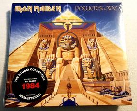Iron Maiden - Powerslave Digipack 2019
