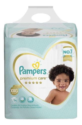 Imagen 1 de 1 de Pampers Premium Care For Xxg56