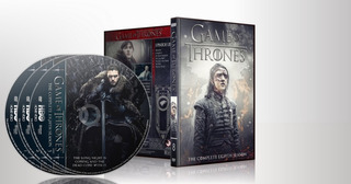 Game Of Thrones - Temporada 8 Dvd - Completa - Final Serie