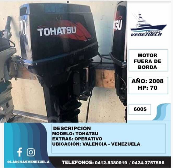 Motor Tohatsu 70hp Lv153