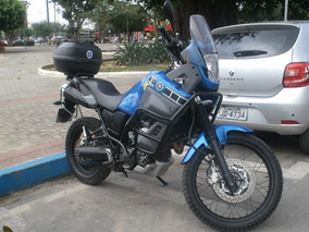 Yamaha Xt 660 Z Tenere Azul