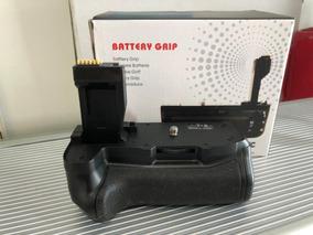 Grip Bateria Canon 750d T6i Suporte Bateria