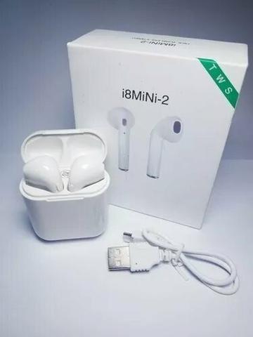 Fone De Ouvido Bluetooth - AirPods I8mini 2 - Android E Ipho