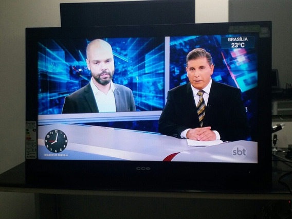 Tv Cce 39 Polegadas Lcd Conversor Digital, Full Hd Impecável