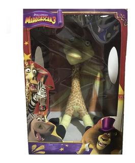 Peluche Jirafa Melman Original Madagascar 3 / Opentoys 64