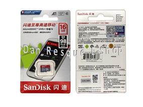 Cartão De Memória 16 Gb Classe 10 Sandisk Classe 10